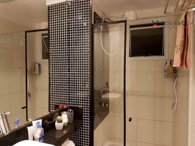 Apartamento com 2 dormitórios para alugar, 50 m² por R$ 1.350/mês - Parque Erasmo Assunção - Foto 18