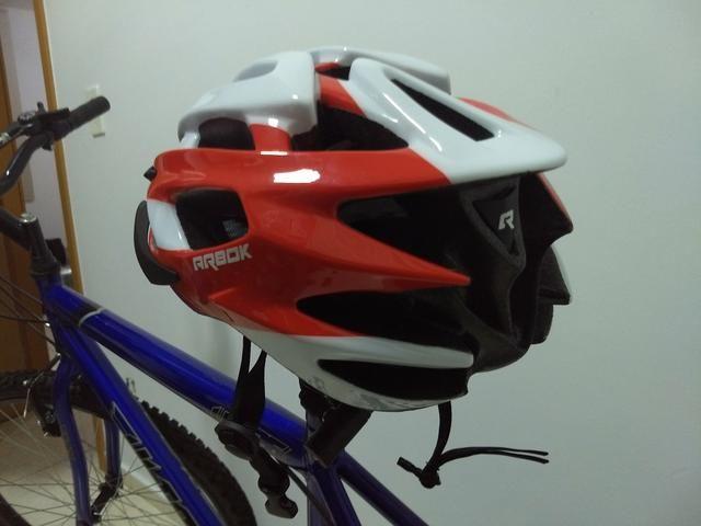Capacete de Ciclismo Arbok - Foto 2