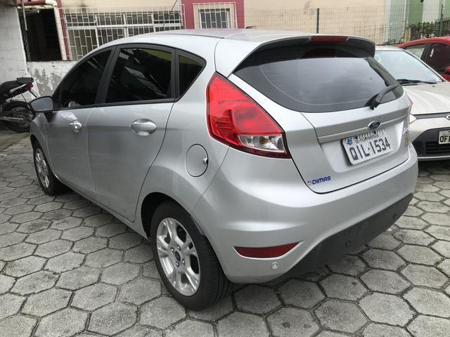 New Fiesta 1.6 Automático SEL 2017 Com Apenas 10.000 km Impecável só R$52.900,00 - Foto 4