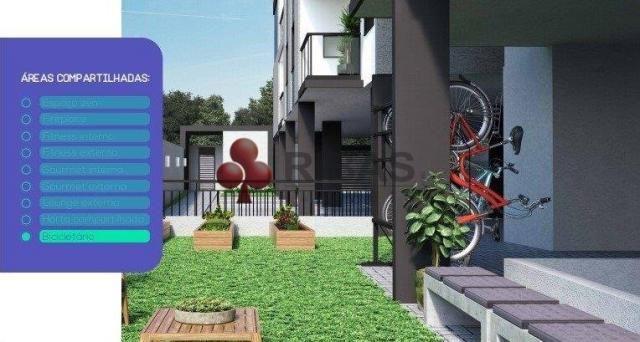 Apartamento à venda com 2 dormitórios em Capão raso, Curitiba cod:15426 - Foto 13
