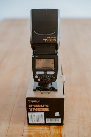 Flash Yongnuo Yn 685 Para Nikon - Foto 2