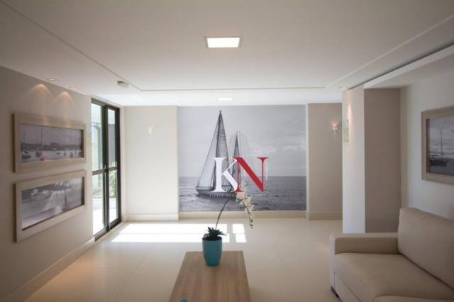 Apartamento com 3 qts, 2 stes à venda, 113 m² por r$ 753.301 - intermares - cabedelo/pb - Foto 7