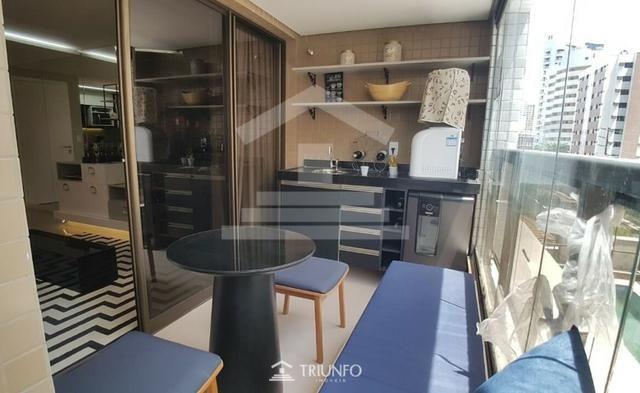 (HN) TR 12109 - Apartamento novo no Cocó com 92m² - 3 suítes - Fino Acabamento - Foto 11
