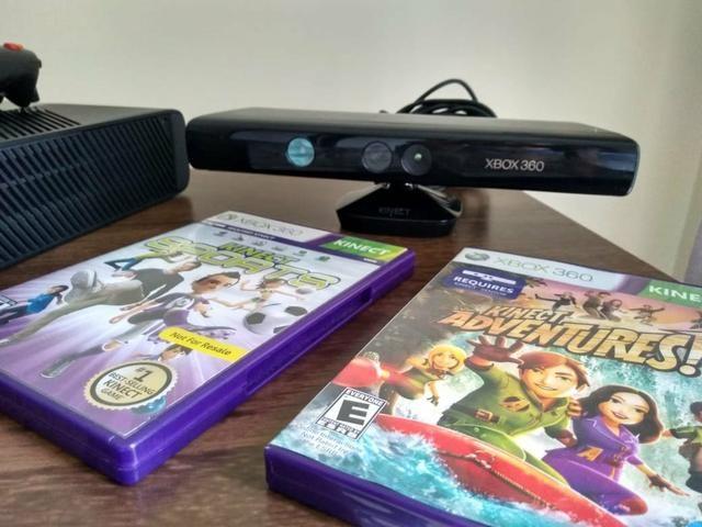 Xbox 360 bloqueado