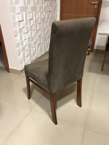 Vendo 2 cadeiras de tecido