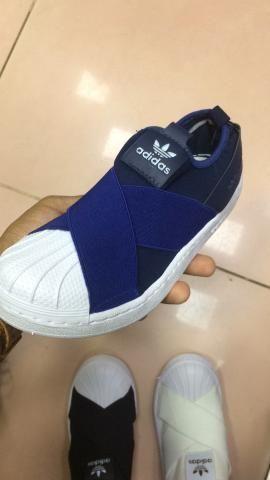 Tênis Adidas Slip On