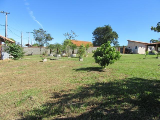 Chácara 2.000 m2 próximo a cidade via asfalto local seguro e tranq Rf. 420 Silva Corretor - Foto 6