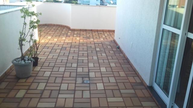 Vendo cobertura j. penha 4 quartos/2 suítes, 3 vg, sol manhã, varanda gourmet ref357 - Foto 17