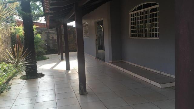 Troco casa 3 qts, suíte, laje St de Mansões de Sobradinho, por Sobradinho II - Foto 2