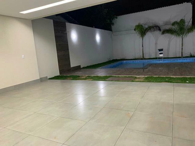 Casa nova 3quartos 3suites piscina churrasqueira rua 12 Vicente Pires condomínio fechado - Foto 10