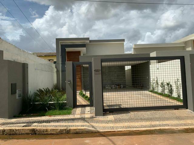 Casa nova 3quartos 3suites piscina churrasqueira rua 12 Vicente Pires condomínio fechado - Foto 17