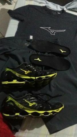 10240c18b0 Tênis Mizuno Nirvana - Roupas e calçados - St Oeste