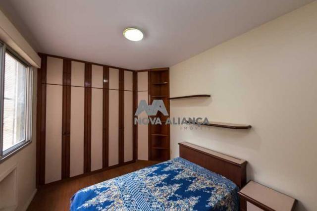 Apartamento à venda com 1 dormitórios em Tijuca, Rio de janeiro cod:NTAP10170 - Foto 9