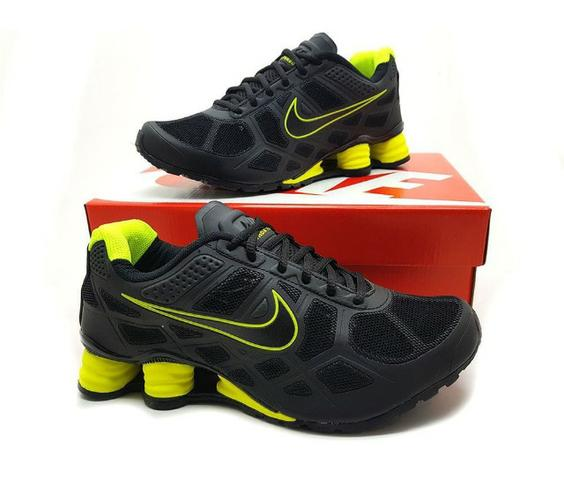buy popular df2f3 0d3a9 Tênis Nike Shox Turbo Masculino
