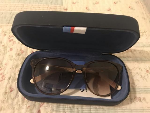 94c48c9c0 Óculos de Sol Tommy Hilfiger novo. Valor de desapego ...