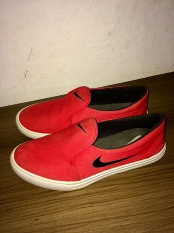 4027841799e Sapatênis nike vermelho N-38 - Roupas e calçados - Cristo Rei ...