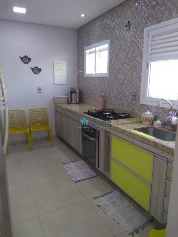 Linda casa com 3 dormitórios à venda, 86 m² por r$ 425.000 - jardim santa maria - jacareí/ - Foto 8