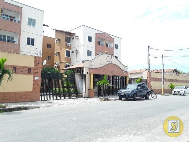 Apartamento para alugar com 2 dormitórios em Curio, Fortaleza cod:50078 - Foto 2