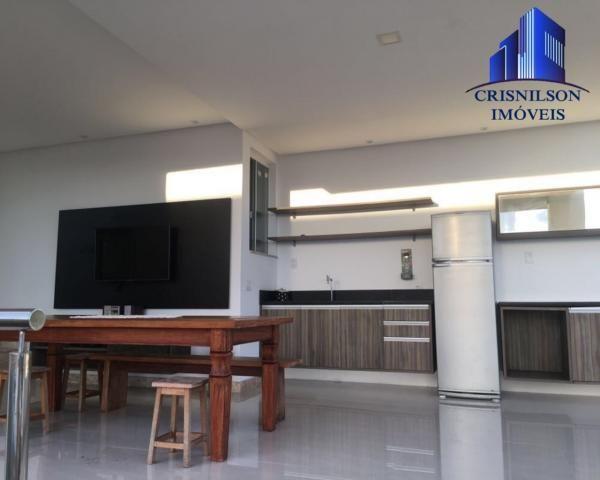 Casa à venda alphaville ii, salvador, r$ 1.650.000,00, armários, 4 suítes, espaço gourmet, - Foto 7