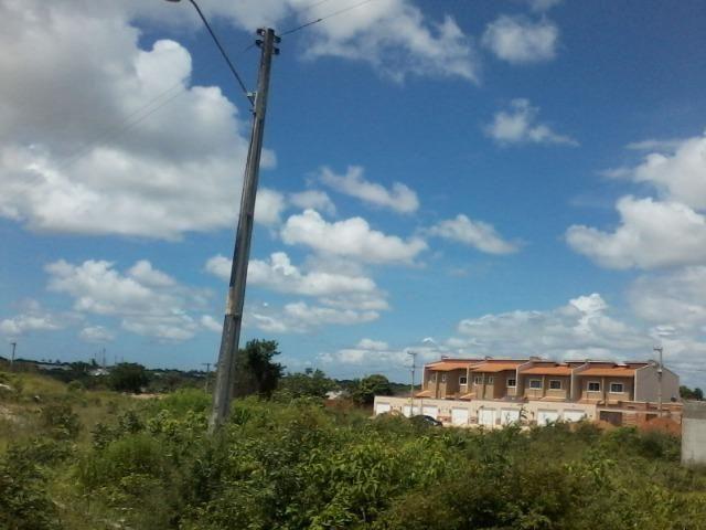 Lote de 200m2, com Sinal de R$ 20mil +24 X. Atrás da Casa Freitas da CE-040, São Bento - Foto 3