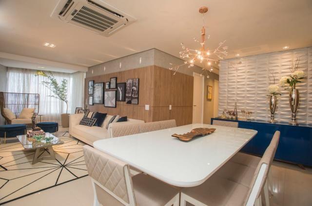 Apartamento à venda, 4 quartos, 3 vagas, joaquim távora - fortaleza/ce - Foto 7