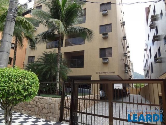 Apartamento à venda com 3 dormitórios em Vila júlia, Guarujá cod:540256 - Foto 9