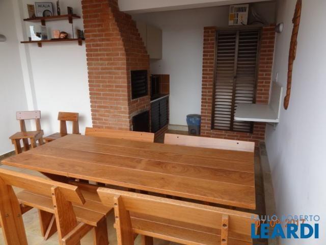 Apartamento à venda com 3 dormitórios em Vila júlia, Guarujá cod:540256 - Foto 12