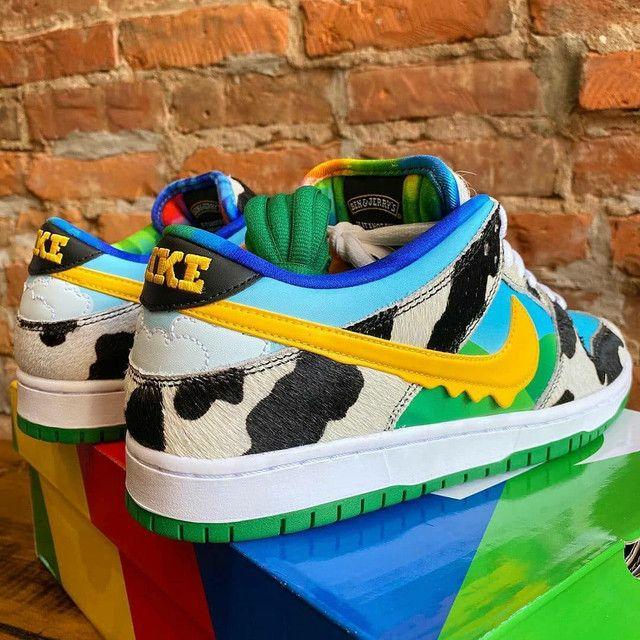 Nike SB Dunk Low Ben & Jerry's Chunky Dunky - Foto 2