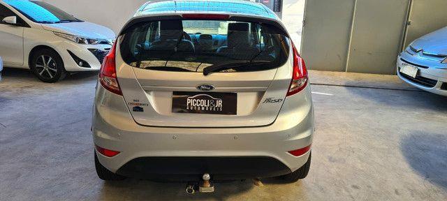 Ford New Fiesta SEL 1.6 Automático vendo troco e financio R$  - Foto 15