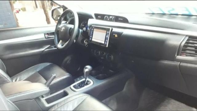 Toyota Hilux 4x4 AUT DIESEL - Foto 5