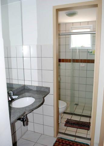 Apartamento de 01 quarto mobiliado no Residencial Aquários - Foto 11