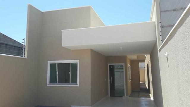 Casa localizada no Passaré 3 quartos sendo 2 suítes - Foto 4