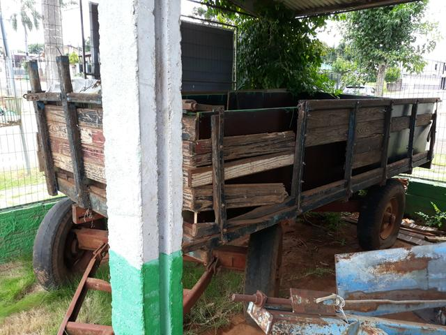 Carreta agrícola - Foto 3