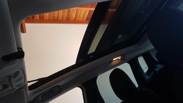 Renegade 2016 diesel 4X4 com teto - Foto 5
