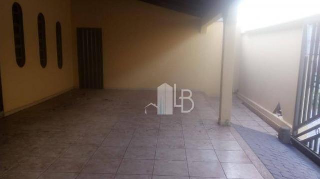 Casa com 3 dormitórios para alugar, 90 m² por R$ 2.000,00/mês - Santa Mônica - Uberlândia/ - Foto 14