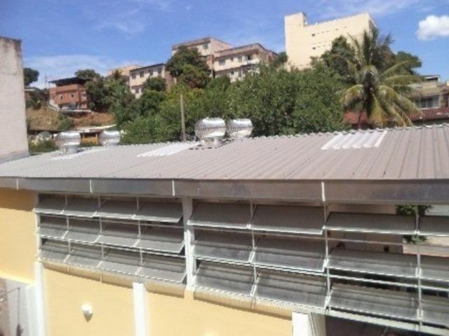 Excelente Galpão com 2 apartamentos, documentado, Vila Mury! - Foto 16