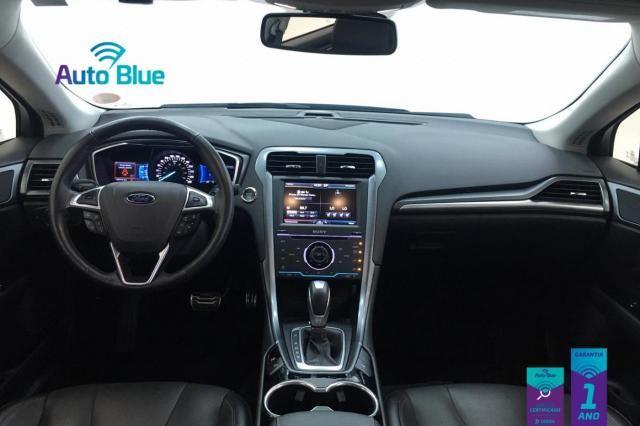 FUSION 2014/2015 2.0 TITANIUM AWD 16V GASOLINA 4P AUTOMÁTICO - Foto 8