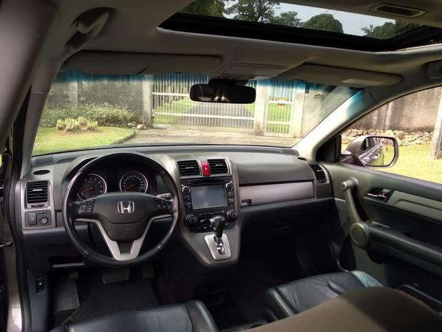 CRV 2010/2010 2.0 EXL 4X4 16V GASOLINA 4P AUTOMÁTICO - Foto 9