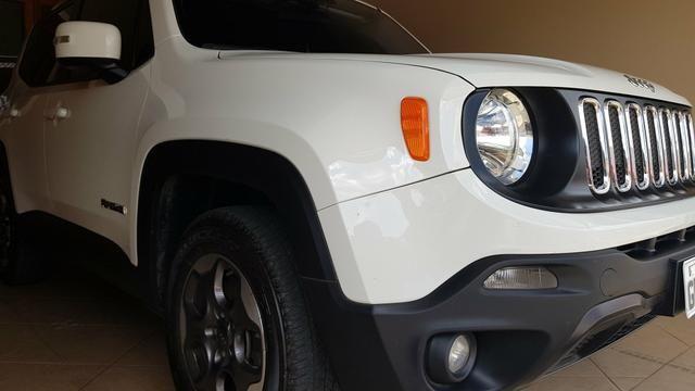 Renegade 2016 diesel 4X4 com teto
