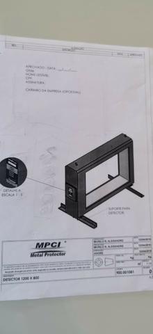Detector de Metais Para Esteira Transportadora - Foto 3