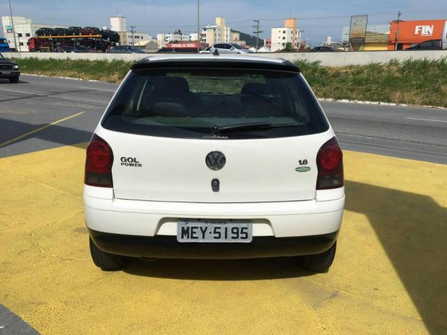 Volkswagen Gol 1.6 POWER GIV - Foto 6