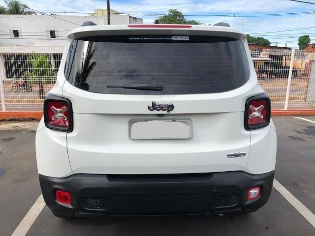 '' Praticamente Zero, Jeep Renegade Longitude 1.8 4X2 Automático 2017/2017 '' - Foto 7