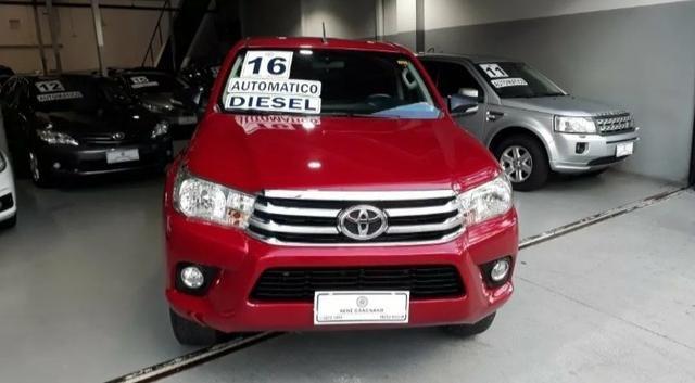 Toyota Hilux 4x4 AUT DIESEL