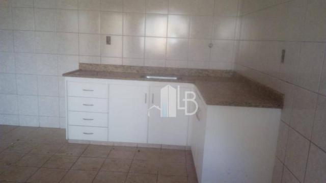 Casa com 3 dormitórios para alugar, 90 m² por R$ 2.000,00/mês - Santa Mônica - Uberlândia/ - Foto 7