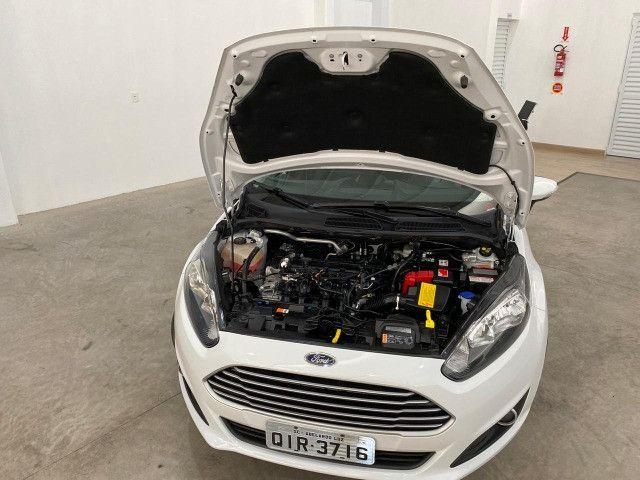 New Fiesta SEL Automático 2017 Único Dono. 30.000 KM - Foto 8