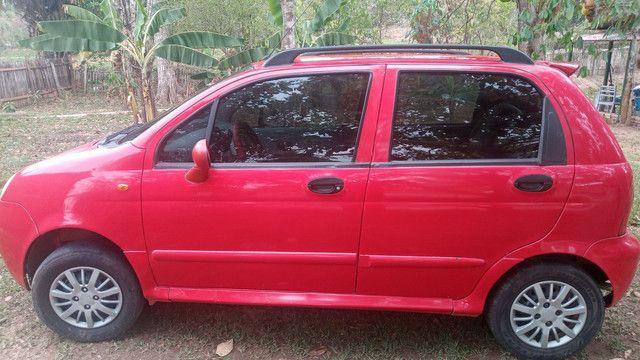 Vendo ou troco carro Chery completo - Foto 5