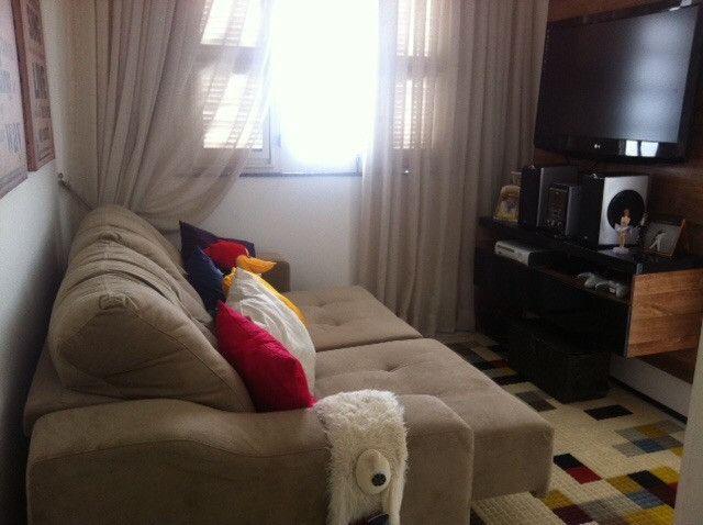 Village Dunas Del Mare, casa tríplex com 3 quartos, 2 vagas, Manoel Dias Branco - Foto 3