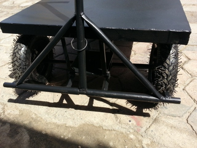 Carro Plataforma Reforçado - Foto 3