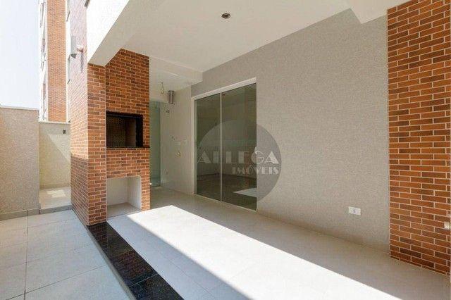 Apartamento Garden com 2 dormitórios à venda, 59 m² por R$ 427.000,00 - Fanny - Curitiba/P
