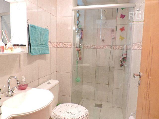 Apartamento à venda com 1 dormitórios em São sebastião, Porto alegre cod:NK19743 - Foto 10